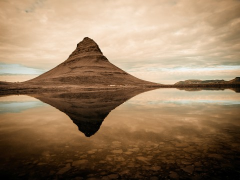 Employee Photo Competition - Kirkjufell Iceland